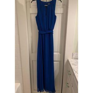 Vince Camuto Royal Blue Dress